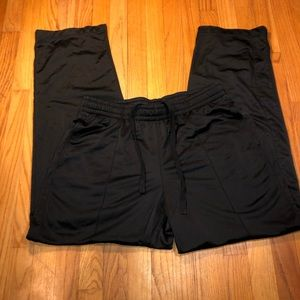 Nike Black Sweatpants Mens size XL